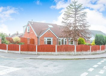 Thumbnail 4 bed bungalow for sale in Heathfield Drive, Tyldesley, Manchester