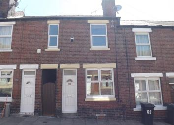 2 bed terraced house for sale in Dovercourt Road, Rotherham, South Yorkshire S61