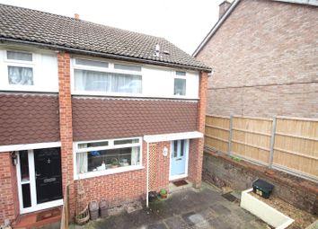Thumbnail 3 bedroom end terrace house for sale in Queensdown Gardens, Brislington, Bristol