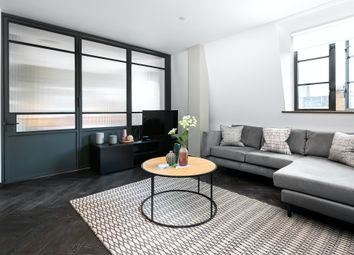 Serviced flat to rent in Poland Street, London W1F