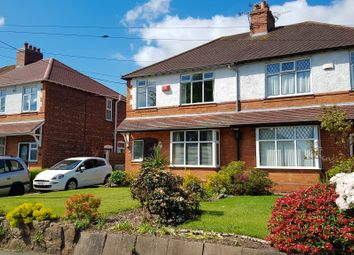 Thumbnail 3 bed semi-detached house to rent in Colleys Lane, Willaston, Nantwich
