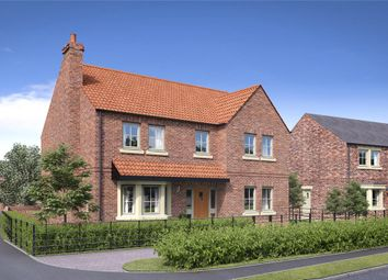 Thumbnail 4 bed detached house for sale in House 18 - The Langthorpe, Slingsby Vale, Ferrensby, Near Knaresborough, North Yorkshire