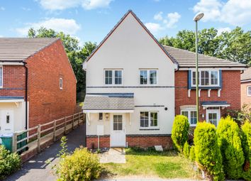 Thumbnail 3 bed semi-detached house to rent in Martindales, Southwater, Horsham