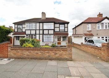 Thumbnail 3 bed semi-detached house for sale in Normanhurst Avenue, Bexleyheath