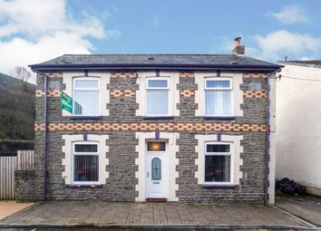 Thumbnail 3 bed detached house for sale in Lewis Street, Trehafod, Pontypridd