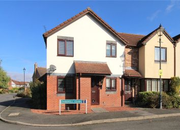 Thumbnail 1 bed end terrace house for sale in Cromwell Close, Bishop's Stortford, Hertfordshire