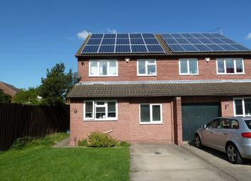 Thumbnail 3 bedroom semi-detached house for sale in Coldray Close, Swallow Park, Gloucester