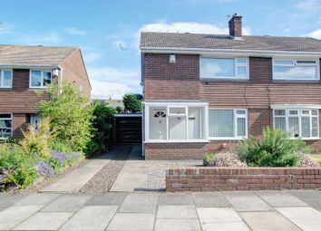 Thumbnail 3 bed semi-detached house to rent in Shearwater Way, Blyth