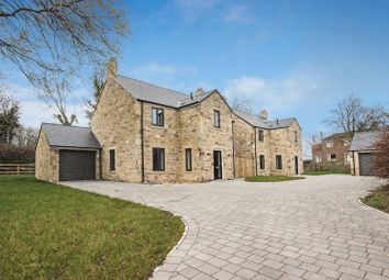 Thumbnail 4 bedroom detached house for sale in Main Road, Stocksfield