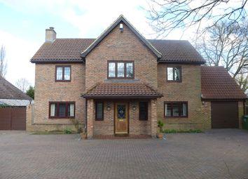 Thumbnail 5 bedroom detached house for sale in Bridge Road, Stoke Ferry, King's Lynn