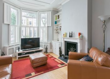 Thumbnail 5 bed terraced house to rent in Stormont Road, Battersea, London