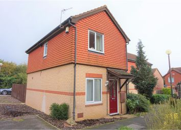 Thumbnail 2 bed end terrace house for sale in Pettingrew Close, Walnut Tree