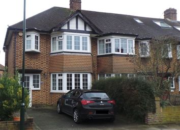 Thumbnail 3 bed end terrace house to rent in Lawrence Road, Richmond, Surrey