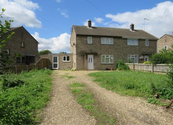 Thumbnail 3 bed semi-detached house for sale in Broadway, Crowland, Peterborough