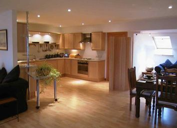 Thumbnail 2 bed flat to rent in The Moorings, Commercial Street, Leith