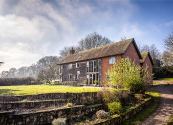 Thumbnail 4 bed property for sale in Houghton, Stockbridge, Hampshire