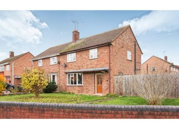 Thumbnail 3 bed semi-detached house for sale in Lindsey Avenue, Evesham