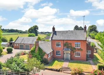 Thumbnail 5 bed detached house for sale in Newton Solney, Burton-On-Trent, Derbyshire