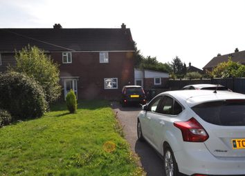 Thumbnail 3 bed semi-detached house to rent in Manor Road, Lydney, Glos