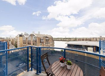 Thumbnail 1 bed flat for sale in Jardine Road, London