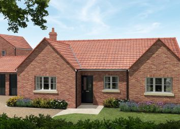 Thumbnail 3 bed detached bungalow for sale in Raskelf Meadows, Raskelf, York