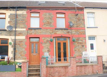 Thumbnail 3 bed terraced house for sale in Gethin Terrace, Porth