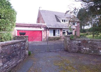 Thumbnail 4 bed detached house for sale in Wansbeck, Paving Brow, Brampton, Cumbria