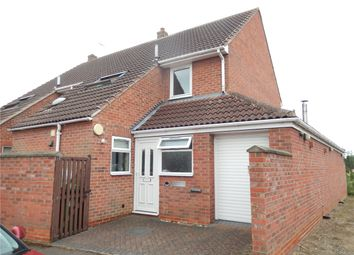 Thumbnail 3 bed semi-detached house to rent in Nursery Lane, Sutton-On-Trent, Newark