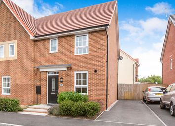 Thumbnail 3 bed semi-detached house for sale in Apple Tree Avenue, Northwich