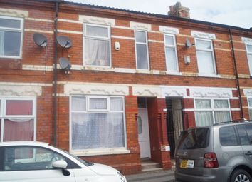 Thumbnail 2 bedroom terraced house for sale in Norton Avenue, Longsight, Manchester
