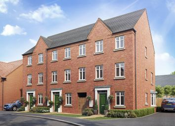 "Thumbnail 3 bedroom end terrace house for sale in ""Cannington"" at Warkton Lane, Barton Seagrave, Kettering"