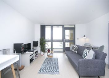 Thumbnail 1 bed flat for sale in Canalside Square, Islington