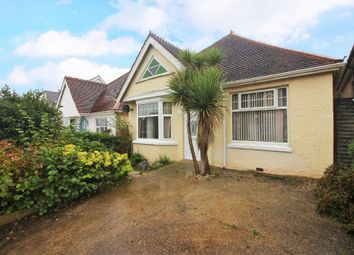 Thumbnail 3 bed detached bungalow for sale in Tarraway Road, Paignton