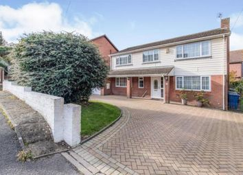 Thumbnail 5 bed detached house for sale in Seaside Avenue, Minster On Sea, Sheerness, Kent
