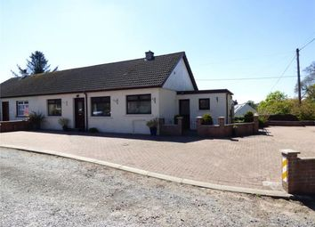 Thumbnail 3 bed semi-detached bungalow for sale in Forest Cottages, Boreland, Lockerbie