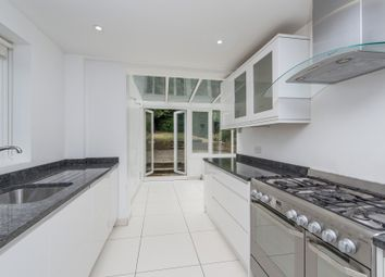 Thumbnail 4 bed semi-detached house to rent in Home Park Road, London