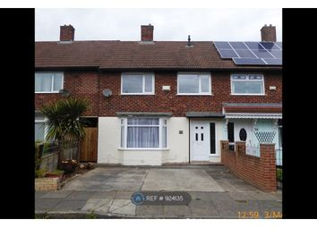 Thumbnail 3 bed terraced house to rent in Claxton Close, Stockton-On-Tees