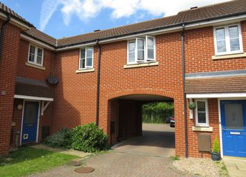 Thumbnail 1 bedroom terraced house for sale in Samian Close, Highfields Caldecote, Cambridge