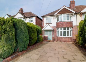 Thumbnail 3 bed semi-detached house for sale in Redacre Road, Sutton Coldfield