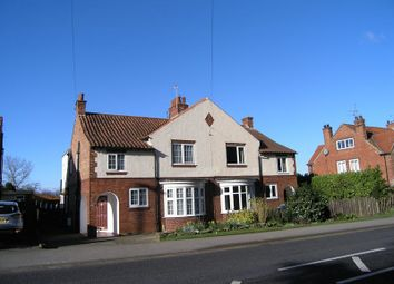 Thumbnail 4 bed semi-detached house for sale in Thirsk Road, Northallerton