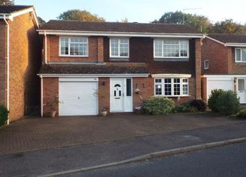 Thumbnail 4 bedroom detached house for sale in Newmarket, Suffolk
