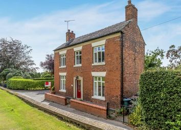 Thumbnail 3 bed detached house for sale in Church Terrace, Betley, Crewe, Cheshire