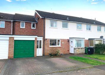 Thumbnail 4 bed semi-detached house for sale in Charlbury Road, Shrivenham, Swindon
