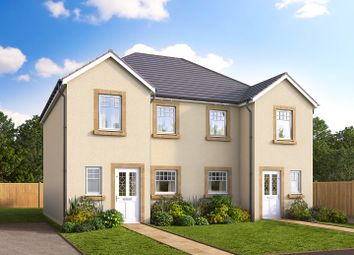 Thumbnail 3 bedroom semi-detached house for sale in Waterside Road, Peterhead, Aberdeenshire
