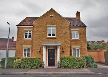 Howes Drive, Marston Moretaine MK43. 4 bed detached house