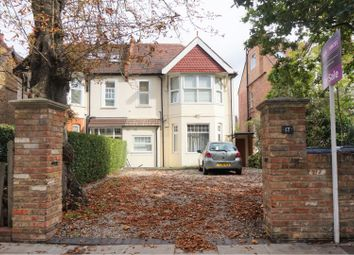 Thumbnail 3 bed flat for sale in Woodfield Road, Ealing