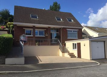 Thumbnail 3 bedroom detached house for sale in 3 Knowle Gardens, Combe Martin, Ilfracombe, Devon