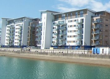 Thumbnail 2 bed flat to rent in Bimini Court, Midway Quay, Eastbourne
