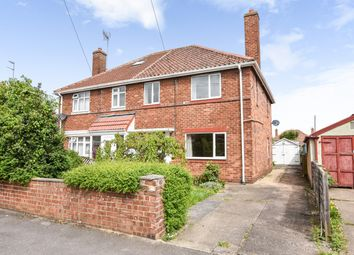 Thumbnail 3 bed semi-detached house for sale in Rokeby Park, Kingston-Upon-Hull, North Humberside