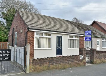 Thumbnail 2 bedroom semi-detached bungalow for sale in Douglas Street, Atherton, Manchester
